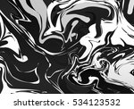 silver design marble background | Shutterstock .eps vector #534123532