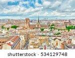 Beautiful Panoramic View Of...