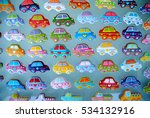 traffic   cookies for kids | Shutterstock . vector #534132916