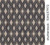 ethnic boho seamless pattern....   Shutterstock .eps vector #534157972