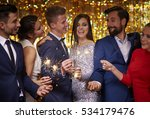 funny time while lighting a... | Shutterstock . vector #534179476