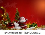 christmas holiday background... | Shutterstock . vector #534200512