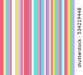 Striped Colorful Vintage...