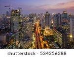 jakarta officially the special... | Shutterstock . vector #534256288