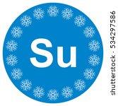 calendar icon vector flat... | Shutterstock .eps vector #534297586