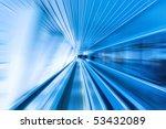 abstract motion | Shutterstock . vector #53432089
