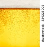 close up of beer | Shutterstock . vector #534325006