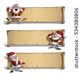 set of vector cartoon... | Shutterstock .eps vector #534380806