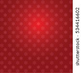 red christmas holiday vector... | Shutterstock .eps vector #534416602