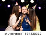 party  holidays  celebration ... | Shutterstock . vector #534520312