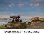 guns from royal sovereign   the ... | Shutterstock . vector #534573052