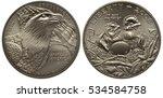 United States Coin Half Dollar...