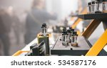 moscow   9 december 2016  vape... | Shutterstock . vector #534587176