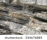 lime stone rocks | Shutterstock . vector #534676885
