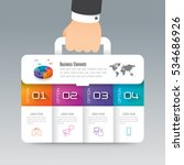 Business Suitcase Infographic...