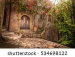 Small photo of Typical Sicilian village in Forza d' Agro, by Taormina.