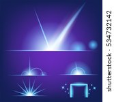 creative concept vector set of... | Shutterstock .eps vector #534732142