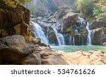 Lodh Waterfalls At Jharkhand.