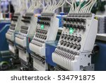 machines for the textile... | Shutterstock . vector #534791875