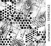 urban geometric seamless...   Shutterstock . vector #534841162