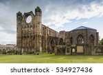 Elgin Cathedral In The North...