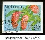 vietnam   circa 1978  a stamp...   Shutterstock . vector #53494246