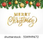 vector holiday background with... | Shutterstock .eps vector #534949672