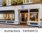 foubert's place  london  ... | Shutterstock . vector #534960472
