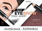 mascara design picture  with... | Shutterstock .eps vector #534964816