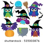 Owl Witches Theme Set 1   Eps1...