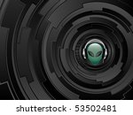abstract futuristic background. ...
