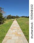 beautiful park near sydney   Shutterstock . vector #535048102