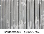 striped metal plate background | Shutterstock . vector #535202752