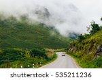 laos highway   road through...   Shutterstock . vector #535211236