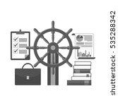 management  leadeship concept...