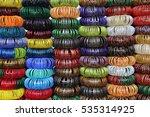 bracelets | Shutterstock . vector #535314925
