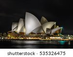 sydney  australia   august 30 ...   Shutterstock . vector #535326475