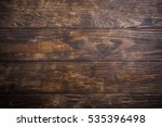 grunge background of old brown... | Shutterstock . vector #535396498