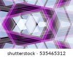 modern glass architecture. tilt ... | Shutterstock . vector #535465312