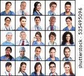 Portraits Of A Lot Of Doctors...