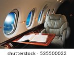 luxury interior in the modern ...   Shutterstock . vector #535500022