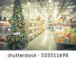 Blurred Image Huge Christmas...