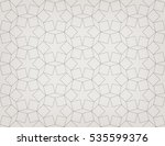 seamless linear pattern with... | Shutterstock .eps vector #535599376