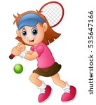 vector illustration of young... | Shutterstock .eps vector #535647166