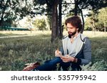 Small photo of Art Writing Drawing Relax Inspiration Idea Afflatus Science Rest Concept