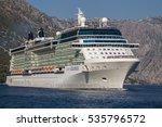 herceg novi  montenegro  august ... | Shutterstock . vector #535796572
