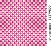 pattern from pink violet circles | Shutterstock .eps vector #53579800