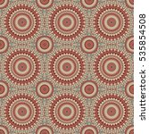 seamless pattern. colorful... | Shutterstock . vector #535854508