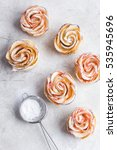 Delicious Apple Rose Cakes  To...