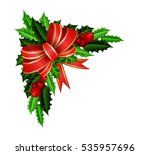 christmas elements for your... | Shutterstock .eps vector #535957696